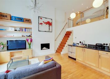 Thumbnail 1 bed flat for sale in Ambrosden Avenue, London