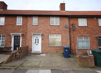 Thumbnail 3 bed terraced house for sale in Abbots Road, Burnt Oak
