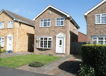 Thumbnail 3 bedroom detached house for sale in Greenshaw Drive, Haxby, York