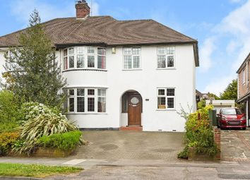 Thumbnail 4 bed semi-detached house for sale in Crofton Road, Orpington, Kent