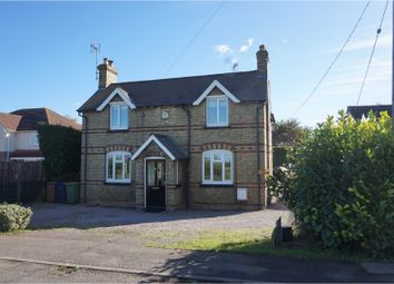 Thumbnail 3 bed detached house for sale in March Road, Coldham