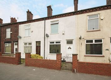 Thumbnail 2 bed terraced house to rent in Manchester Road West, Little Hulton, Manchester