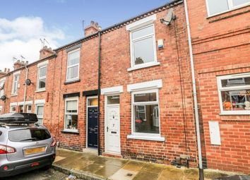 Thumbnail 2 bed terraced house for sale in Trafalgar Street, York, North Yorkshire, England