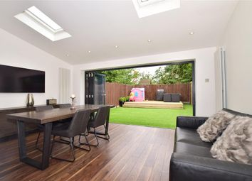Thumbnail 3 bed terraced house for sale in Cheyne Walk, Meopham, Kent
