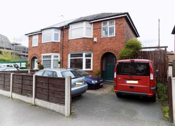 Thumbnail 3 bedroom semi-detached house for sale in Broom Lane, Levenshulme, Manchester