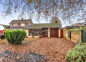 Thumbnail 3 bed detached bungalow for sale in Meriden Close, Cannock