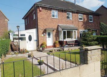 Thumbnail 2 bed semi-detached house for sale in Bagot Grove, Sneyd Green