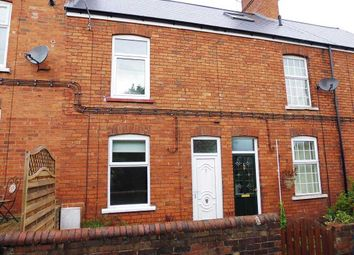 Thumbnail 3 bed terraced house to rent in Brockwell Terrace, Chesterfield