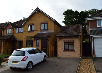 Thumbnail 3 bedroom property to rent in Melton Drive, Taverham, Norwich