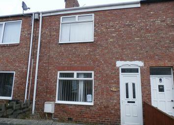 Thumbnail 3 bed terraced house for sale in Hawthorn Mews, Hawthorn Road, Ashington