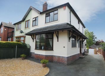 Thumbnail 3 bed semi-detached house for sale in Whalley Avenue, Penkhull, Stoke-On-Trent