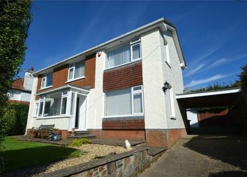 Thumbnail 4 bed detached house to rent in Sticklepath, Barnstaple, Devon