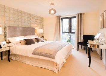 Thumbnail 2 bed flat for sale in Victoria Court, Victoria Street, Glossop