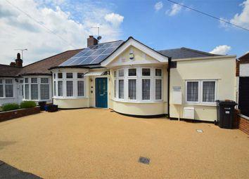Thumbnail 3 bed semi-detached bungalow for sale in Peaketon Avenue, Redbridge, Essex