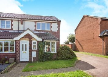 Thumbnail 2 bedroom end terrace house for sale in Mundesley, Norwich, Norfolk