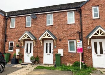 Thumbnail 2 bed terraced house to rent in Grebe Mews, Scunthorpe