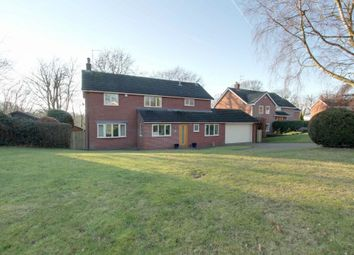 Thumbnail 4 bed detached house to rent in The Coppice, Cuddington, Northwich