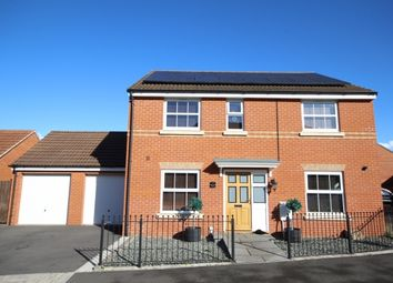 Thumbnail 4 bedroom detached house for sale in Bonita Drive, Wembdon, Bridgwater