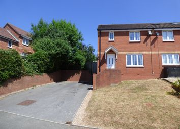 Thumbnail 3 bed end terrace house to rent in Kingfisher Close, Torquay