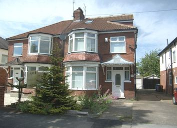 Thumbnail 5 bed semi-detached house for sale in Allderidge Avenue, Hull