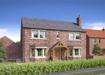 Thumbnail 4 bed detached house for sale in House 17 - The Rigmoor, Slingsby Vale, Ferrensby, Near Knaresborough, North Yorkshire