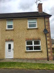 Thumbnail 3 bed semi-detached house to rent in Elm Lane, Bush, Dungannon