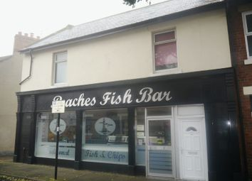 Thumbnail Commercial property for sale in Beaches Fish Bar, Duke Street, Whitley Bay