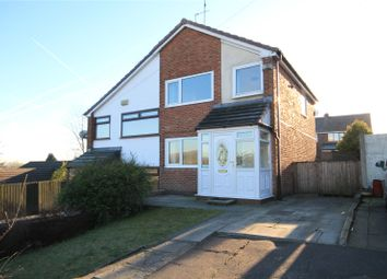 Thumbnail 3 bed semi-detached house to rent in Westfield Close, Norden, Rochdale
