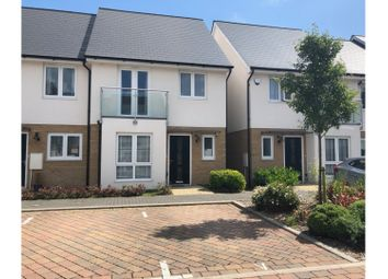 Thumbnail 3 bed terraced house for sale in Appletree Way, Welwyn Garden City