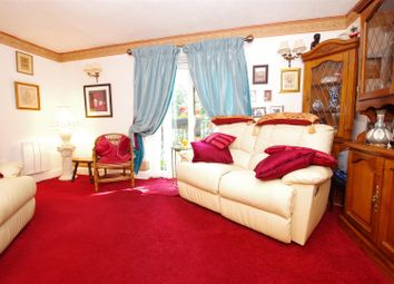 Thumbnail 2 bed flat for sale in Delves Close, Ringmer, Lewes