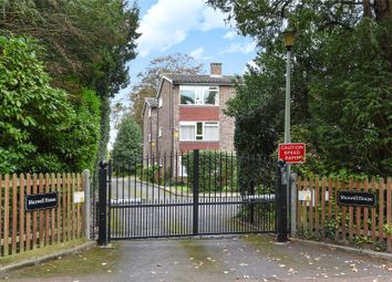 Thumbnail 2 bed flat for sale in Maxwell House, Prince Imperial Road, Chislehurst, Kent
