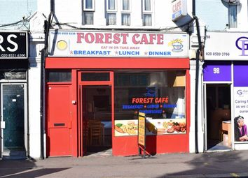Thumbnail Restaurant/cafe to let in Hoe Street, Walthamstow, London