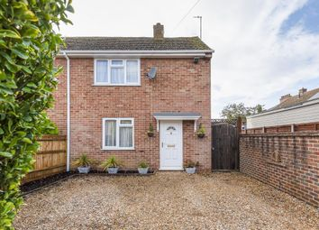 Thumbnail 2 bed semi-detached house for sale in Elms Avenue, Thatcham