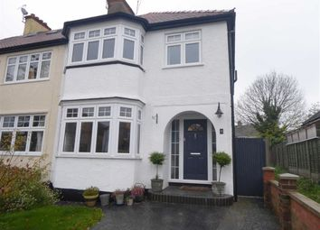 Thumbnail 3 bed end terrace house for sale in Talbot Avenue, Oxhey, Watford