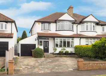 Thumbnail 3 bed semi-detached house for sale in South Rise, Carshalton