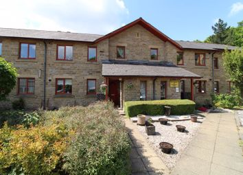 Thumbnail 2 bed flat for sale in Fox Court, Greetland