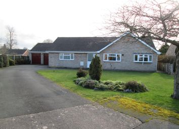 Thumbnail 3 bed bungalow for sale in Carnforth Close, Shrewsbury