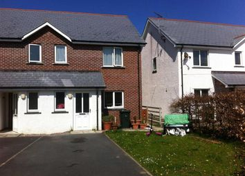 Thumbnail 3 bed semi-detached house for sale in Dolhelyg, Aberystwyth, Ceredigion