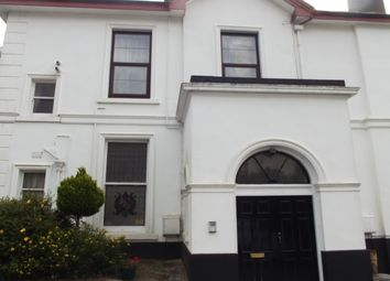 Thumbnail 1 bed flat to rent in Second Drive, Teignmouth