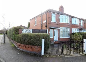 Thumbnail 3 bed semi-detached house for sale in Brentbridge Road, Fallowfield, Manchester