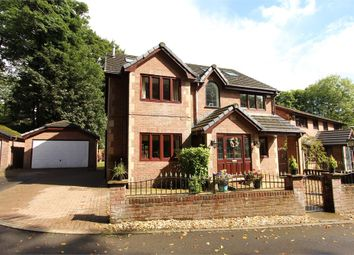 Thumbnail 6 bed detached house for sale in Redisher Croft, Holcombe Brook, Bury, Lancashire