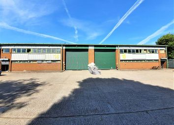 Thumbnail Light industrial to let in Hillcroft Road, London