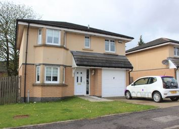 Thumbnail 4 bed detached house for sale in Elmpark Grove, Airdrie, North Lanarkshire
