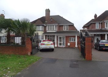 Thumbnail 3 bed semi-detached house to rent in Cliveden Avenue, Perry Barr