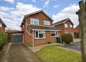 Thumbnail 3 bed detached house to rent in Barrett Road, Holt