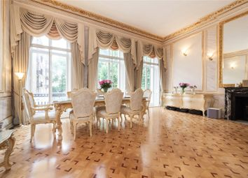 Thumbnail 3 bed flat for sale in Hyde Park Square, Hyde Park Estate, London