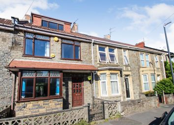 Thumbnail 3 bed terraced house for sale in Morley Road, Staplehill