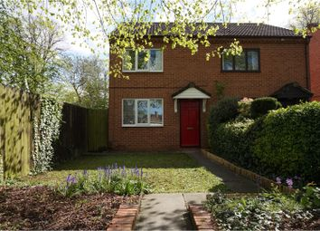 Thumbnail 2 bedroom semi-detached house for sale in Browning Street, Derby