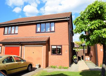 Thumbnail 3 bedroom semi-detached house for sale in Watlings Close, Croydon