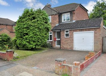 Thumbnail 3 bedroom semi-detached house for sale in Manston Drive, Bishop's Stortford